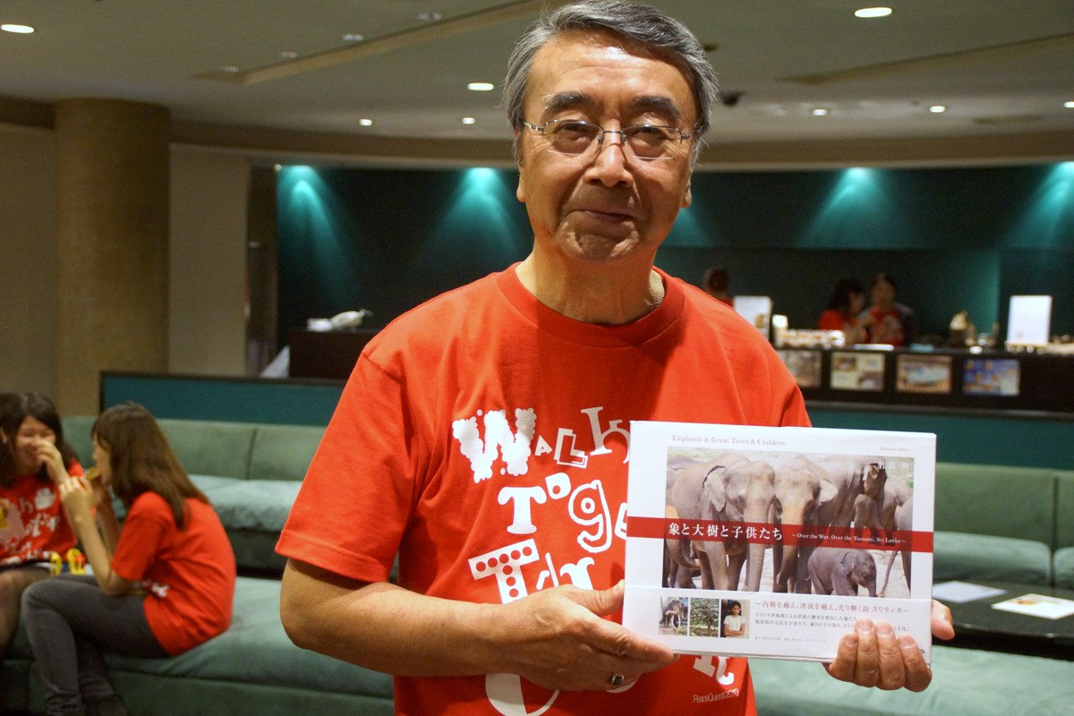 東日本大震災被災地とガーナ支援「PEACE QUEST」@クエストホールご来場御礼!/25日~4人展@レクトヴァーソ_f0006713_0114381.jpg