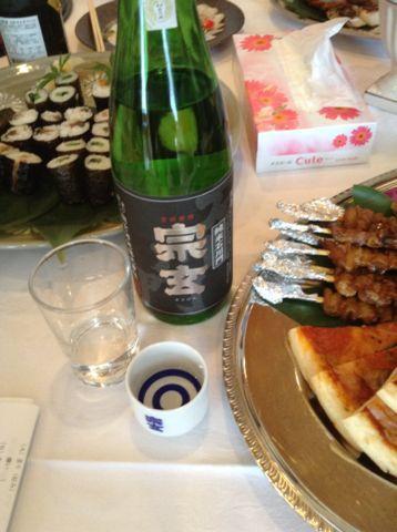 宗玄酒造 蔵ひらき会!_a0156636_22114648.jpg