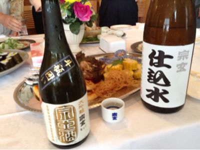 宗玄酒造 蔵ひらき会!_a0156636_22114693.jpg