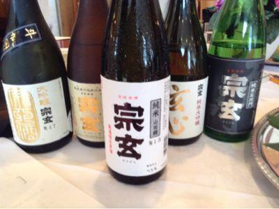 宗玄酒造 蔵ひらき会!_a0156636_22114793.jpg