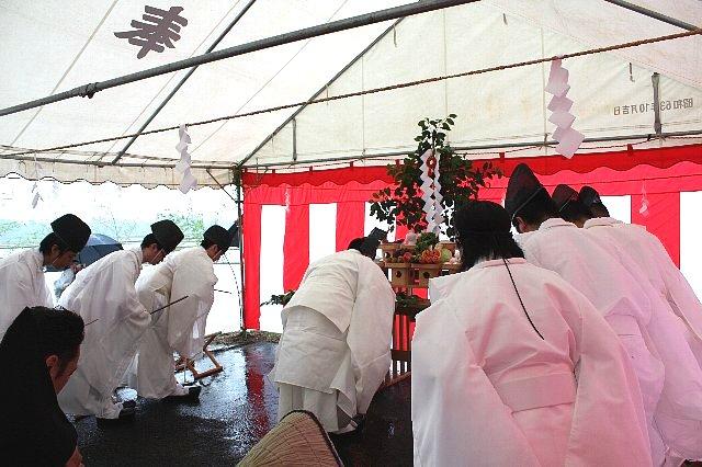 平成25年宮崎県神道青年会 御田植祭_c0045448_14352833.jpg
