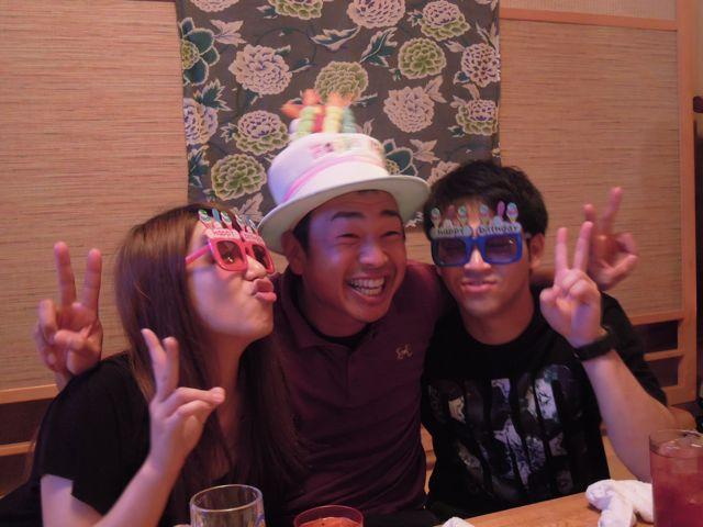 Happy Birthday To Me!!!!!〜二次会編_a0239065_19264442.jpg