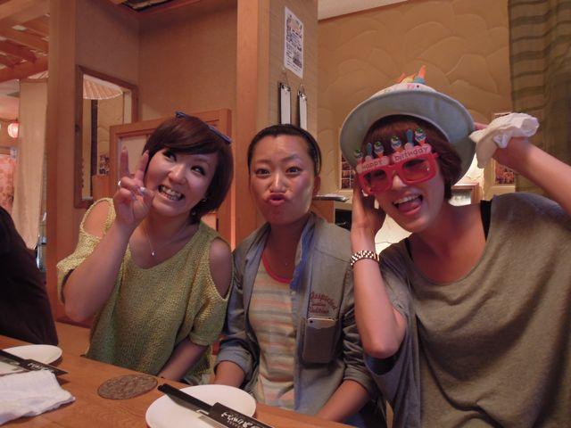 Happy Birthday To Me!!!!!〜二次会編_a0239065_1942286.jpg
