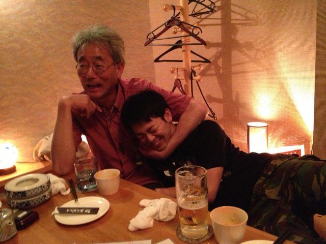 Happy Birthday To Me!!!!!〜二次会編_a0239065_1953288.jpg