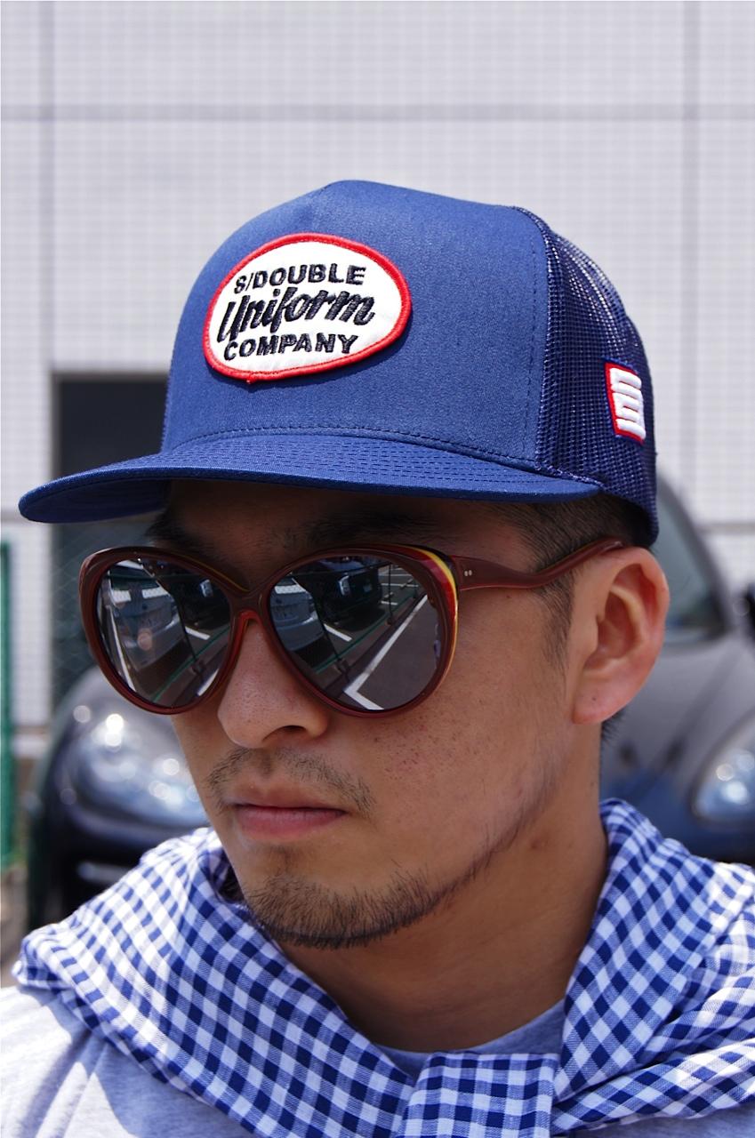 S/DOUBLE - New CAP debut!!_f0020773_21503856.jpg