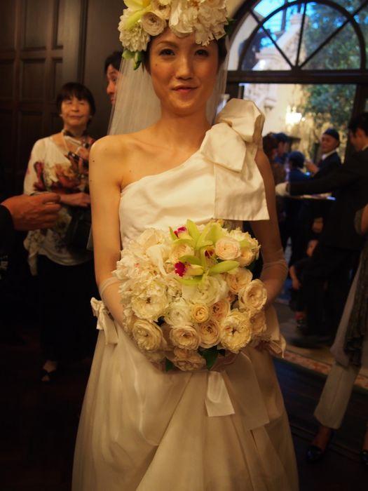 Congraturations! Happy Wedding!_d0266681_234859.jpg