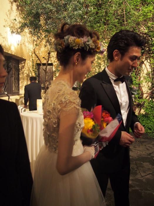 Congraturations! Happy Wedding!_d0266681_23493278.jpg