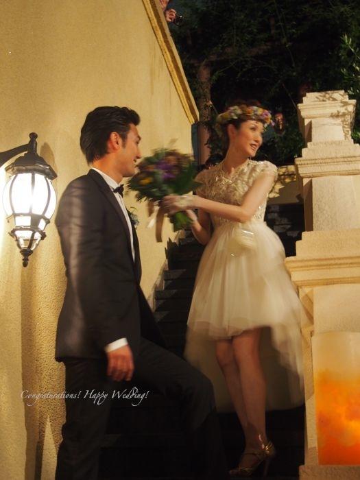 Congraturations! Happy Wedding!_d0266681_23494262.jpg