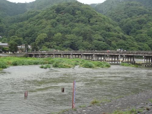 京都 嵐山 渡月橋_f0093292_14384460.jpg