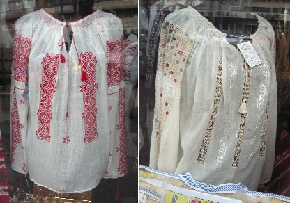 "Ziua Universala a Iei  6/24 は""ルーマニアの伝統衣装Ieの日""!_c0042797_2352922.jpg"