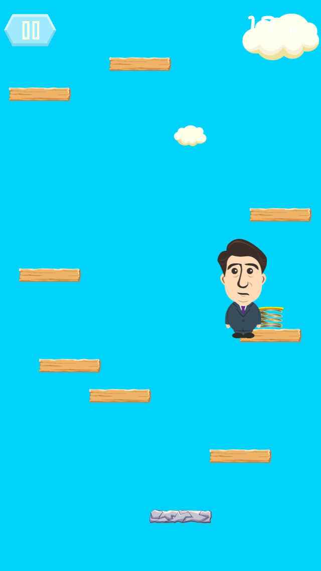 自民党公式アプリ「あべぴょん」2