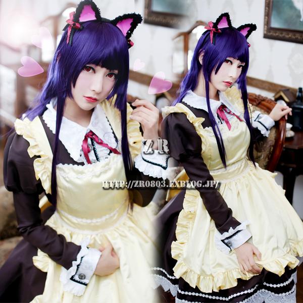 {ZR}俺の妹がこんなに可愛いわけがない-☆黒猫☆メード.VER_b0273504_17295828.jpg
