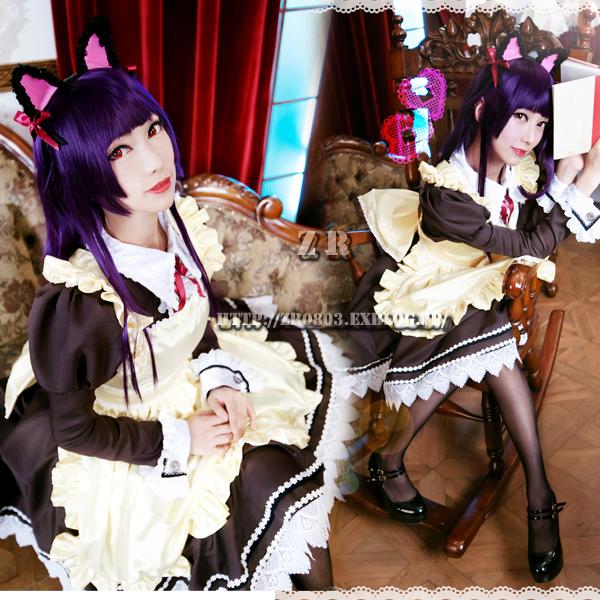 {ZR}俺の妹がこんなに可愛いわけがない-☆黒猫☆メード.VER_b0273504_17302889.jpg