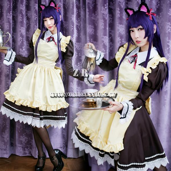 {ZR}俺の妹がこんなに可愛いわけがない-☆黒猫☆メード.VER_b0273504_1730973.jpg