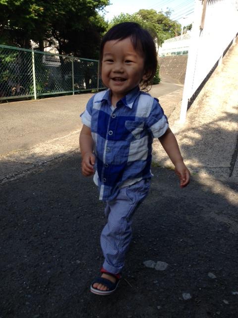 シオン1歳10か月&妊娠7か月!_e0253026_7295042.jpg