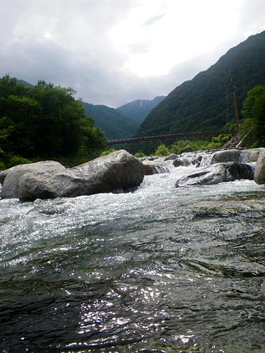 山と川と渓流魚。そしてソースかつ丼_c0120834_12521422.jpg