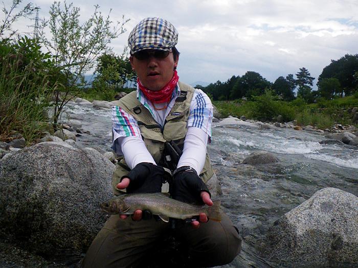 山と川と渓流魚。そしてソースかつ丼_c0120834_12521886.jpg