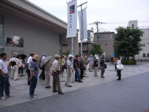 アートさんぽ[鋳物の街で工場見学]を開催しました!_c0222139_18272466.jpg