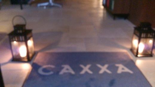 CAXXAキャンドルナイト_e0172872_23231277.jpg