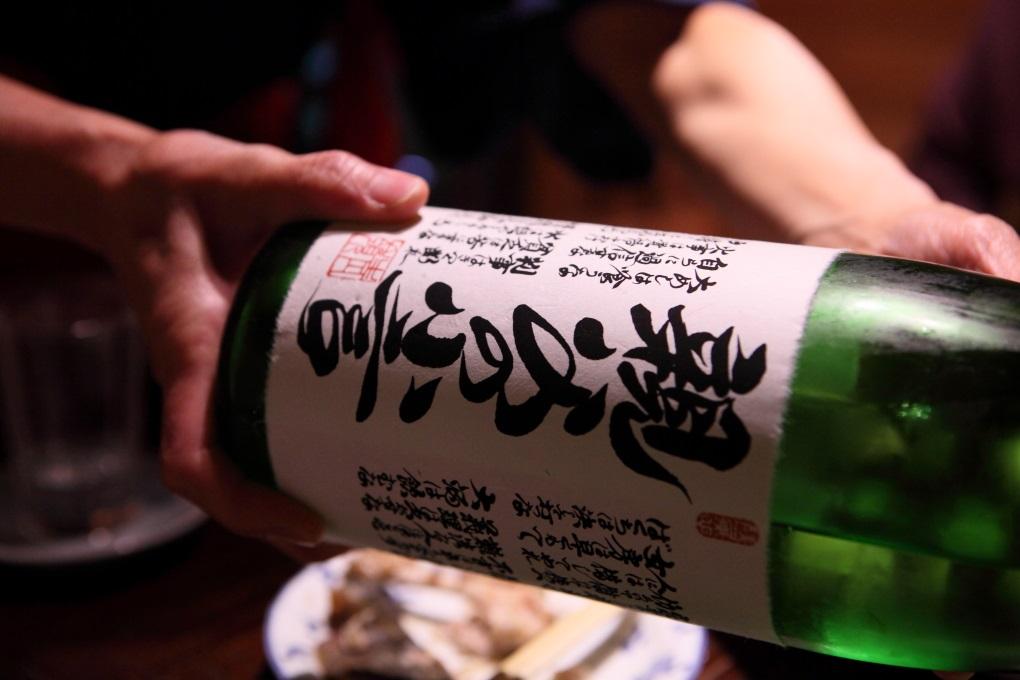 会津居酒屋「籠太」にて 親父の小言?! 2013・06・22_e0143883_18291436.jpg