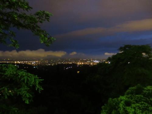 今年はこんな場所から花火を見ました!!_c0179785_602932.jpg