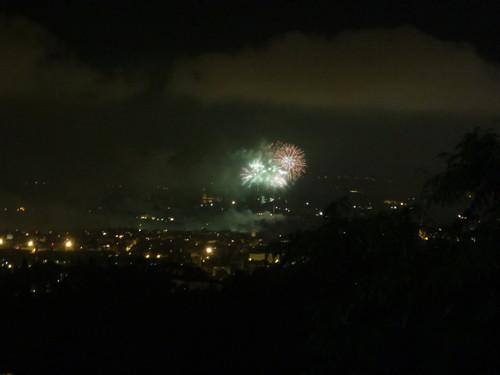 今年はこんな場所から花火を見ました!!_c0179785_614492.jpg