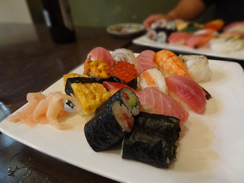 sokoのマスターとお寿司屋さんに行ってきました。_e0187286_11304473.jpg