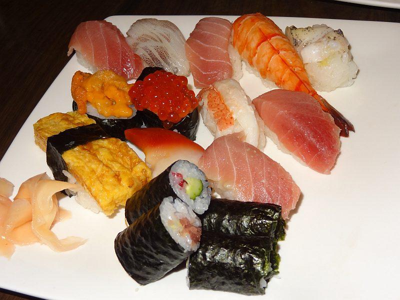 sokoのマスターとお寿司屋さんに行ってきました。_e0187286_11323735.jpg