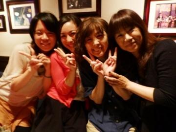 カラフルRainy Season Live@ZOEのライブレポ!_e0188087_21304332.jpg