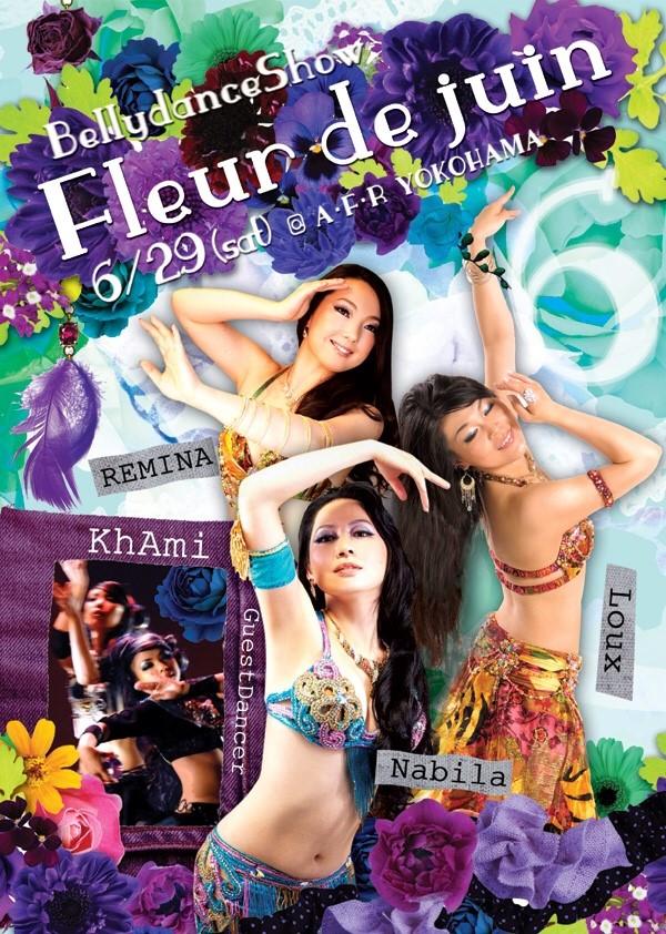 6月29日(土)『Fleur de juin 〜6月の花〜 』_d0208589_0185966.jpg