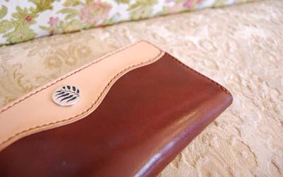 お財布 ユーカリマーク_f0155891_13134546.jpg