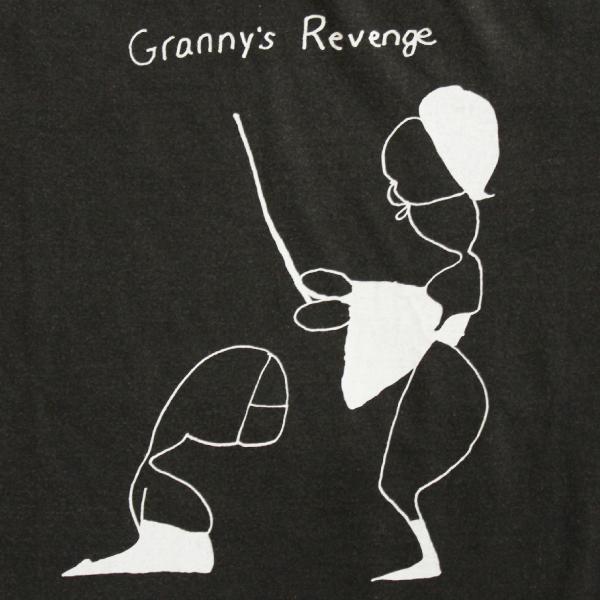 GRANNY\'S REVENGE TEE / TACOMA FUJI RECORDS [タコマフジレコーズ]_c0222907_19543460.jpg