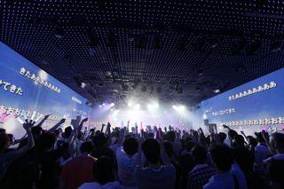 """ClariS、2ndアルバム発売イベントに""""ネット""""と""""リアル""""で25,000人が大熱狂!_e0025035_12345824.jpg"""