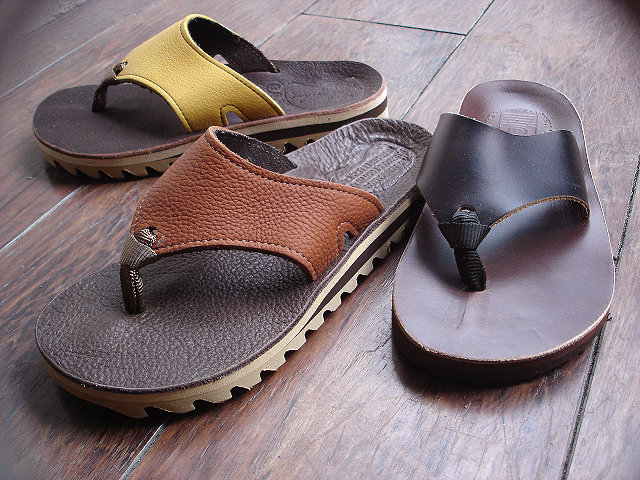 "NEW : THE SANDALMAN [BEACH WIDE] VIBRAM ""RIPPLE\"" & \""CHROMEXEL\"" 2013 SUMMER !!_a0132147_23372622.jpg"