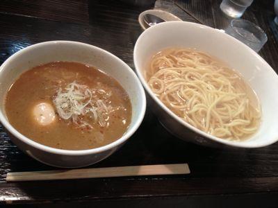 池尻大橋☆つけ麺 和利道(わりと)_c0151965_13334373.jpg