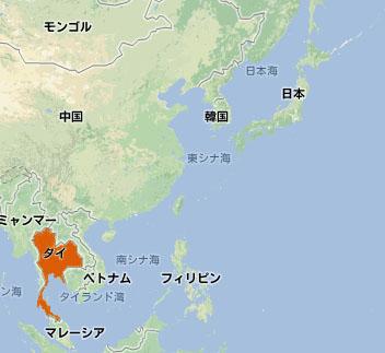 世界地図 世界地図 首都 : 月26日 タイについてもう一度 ...