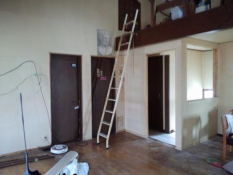 N邸 工事進んでます_f0171785_1422841.jpg