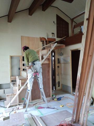 N邸 工事進んでます_f0171785_1433397.jpg
