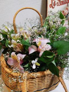 花束ありがとう_f0255704_69282.jpg