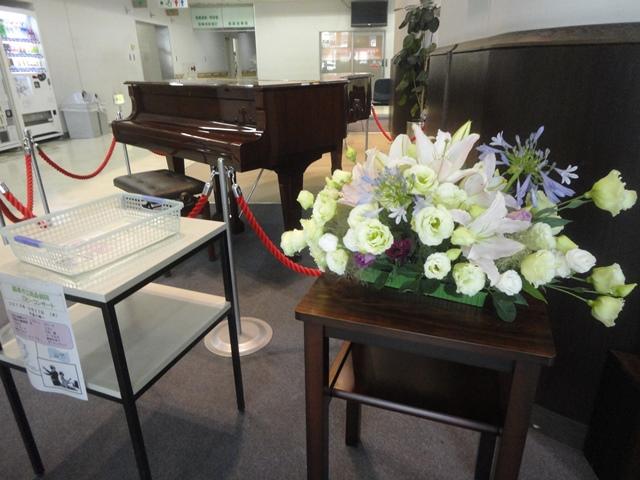 .西条市周桑病院ピアノ独奏のロビーコンサート…2013・6・27_f0231709_19245921.jpg
