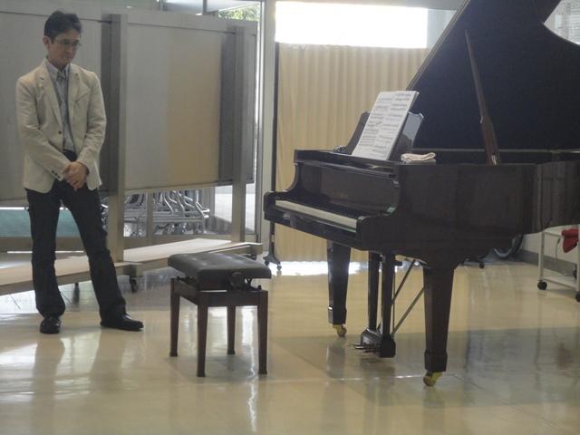 .西条市周桑病院ピアノ独奏のロビーコンサート…2013・6・27_f0231709_19374872.jpg