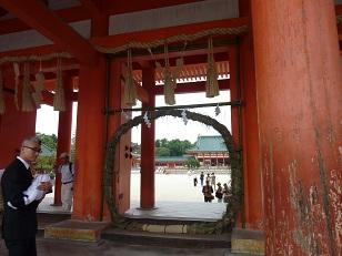 平安神宮から青蓮院へ_a0177314_7264950.jpg