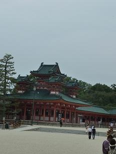 平安神宮から青蓮院へ_a0177314_7322717.jpg