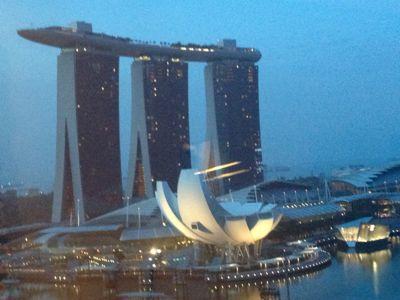 お一人シンガポール④マンダリンオリエンタルに到着!_d0285416_23534460.jpg