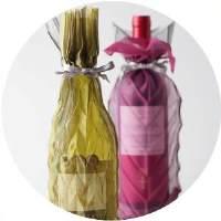 いろどり添えて・プリーツで~A Bottle of Wine~_a0254818_2324954.jpg