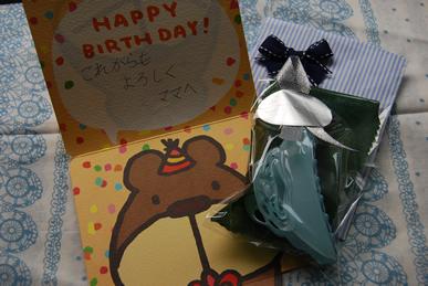 誕生日プレゼント_c0124528_9584672.jpg