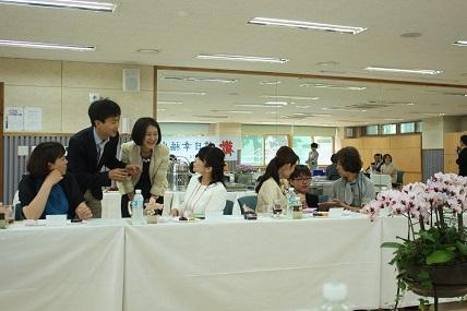韓国@オモニと校長・教師との交流ランチ会_c0127029_11105728.jpg