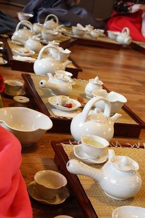 南山コル韓屋村「美秀茶(ミスダ)」プログラム体験_c0127029_19395816.jpg