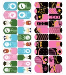 人気ゲーム『Ib』、 人気ドラマCD『王子様(笑)シリーズ』よりネイルシールがコミケ先行販売!_e0025035_1115467.jpg