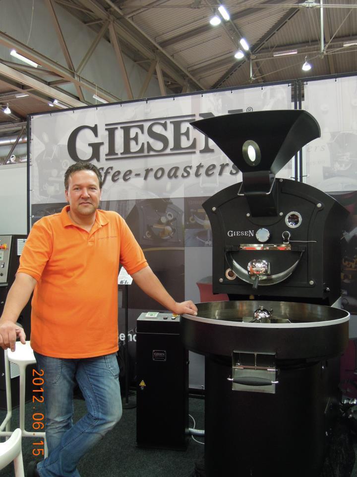 第5話 オランダの最新鋭ギーセン焙煎機の導入_a0143042_19365112.jpg